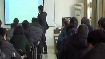 张国银老师为南京地铁《项目管理》培训课程片段01