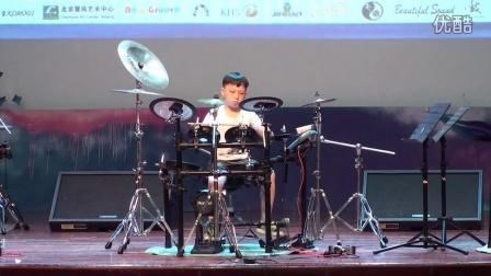 2014儿童组电鼓决赛超级玛丽