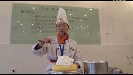 云南新东方烹饪学校--裱花蛋糕教学规范