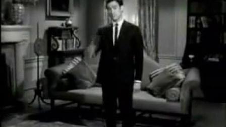 实拍:1965年2月李小龙参加美国福克斯电影公司面试珍贵影像