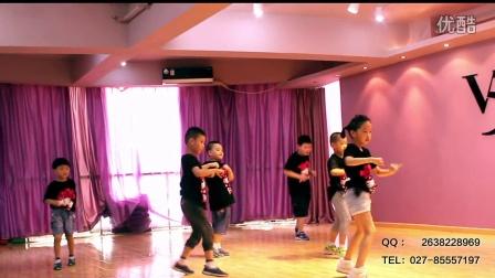 武汉唯舞舞蹈 少儿街舞 Trick Trick featuring Eminem - Welcome 2 Detroit 舞蹈视频