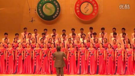 晋中学院合唱团《矿灯我的心》(展演)
