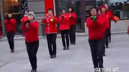 广场舞【尕撒拉】_标清