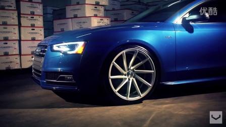 Audi S5 - Vossen CVT Directional Wheels - Rims