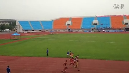 辽宁省第九届大学生运动会100米决赛 3道韦晓儒夺冠