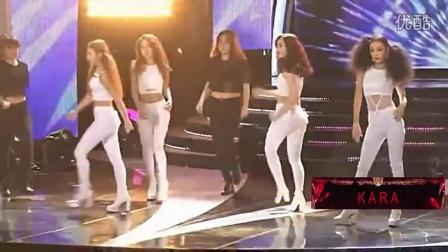Kara回归专辑-新成员许英智首秀(超清版)