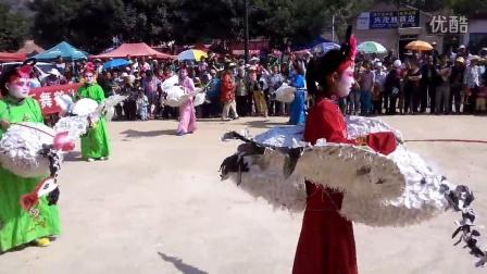 西王母原始民俗之仙鹤舞(甘肃泾川)