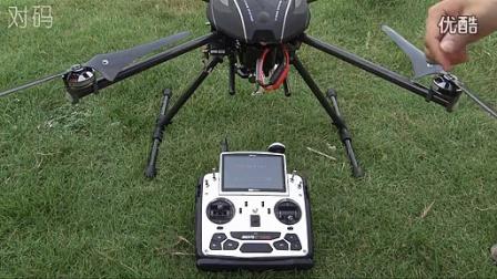 华科尔QR X800升级配置DEVO F12E遥控器 操作指导_标清
