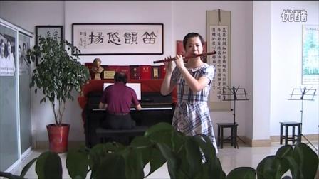 笛子独奏:春到湘江