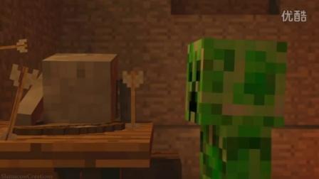 [Youtube]-Minecraft 苦力怕愤怒了