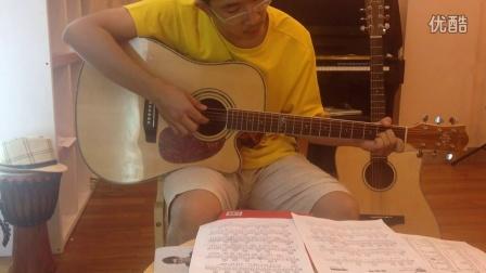 学员弹唱 那些年 朝阳东城崇文吉他培训班 红橘子吉他培训