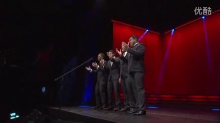 新西兰乐岛男孩 阿卡贝拉 纯粹人声音乐会