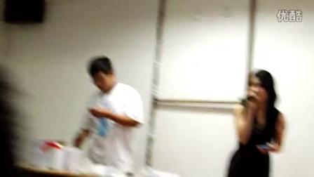 WEMUN NTC2012社交晚会因为爱情 最炫民族风