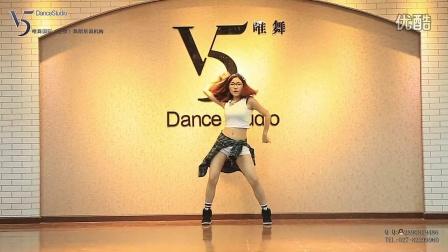 武汉唯舞舞蹈  JAZZ爵士舞 《 Shout it out》成品舞视频