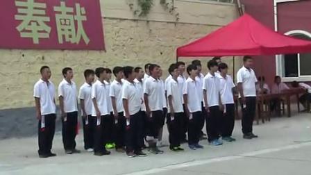 [标清]曙光职专2014级学生军训第1天-20140822