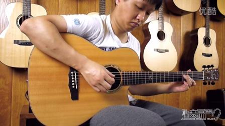 morris ss101 评测试听 沁音原声吉他录制