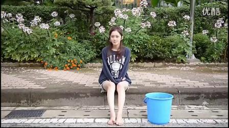 【张娜拉】接受Clara冰桶挑战 点名郑东河崔昌烨朴喜本