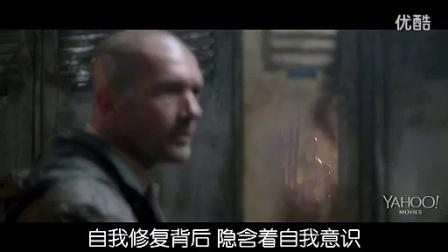 班德拉斯科幻片《机器军团》首款中文预告