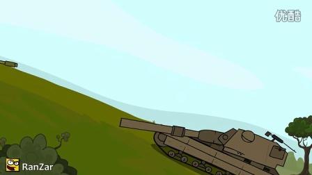 坦克世界动画:趁你病,要你命