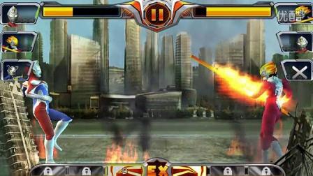 [龙炎解说]奥特曼大怪兽之战试玩:奥特曼原来都这么猥琐!