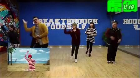 舞蹈教学 小苹果 成人版