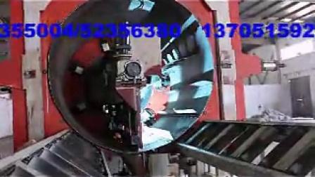 全自动电机壳直缝焊接专机(南京九州焊接)