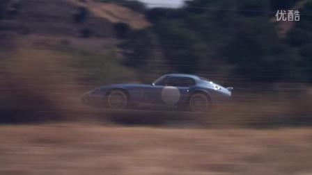 美国首款电动超跑汽车Renovo Coupe