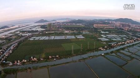 2014-08-24广州南沙儿童公园肥佬渔航拍记