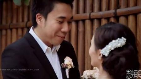 bali metro团队-巴厘岛阿雅娜爵士娜教堂婚礼-透映画