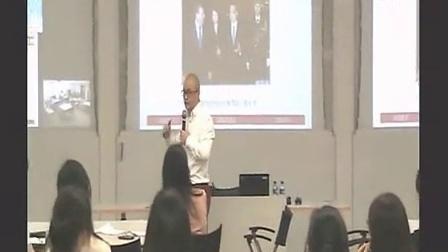 心理学张华在中欧国际工商学院《身体语言》/《肢体语言》培训课程