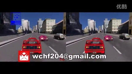 【玩命飞车】 Death defying coaster 3D立体电影