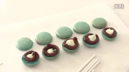 马卡龙棒棒糖 Kitchen Tour, Macaron Pops