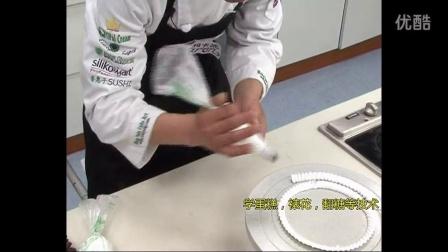 可可蛋糕做法  8寸海绵蛋糕的做法