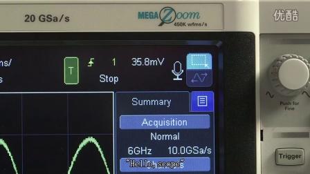 是德科技 Keysight InfiniiVision 6000X系列示波器:1GHz - 6GHz带宽