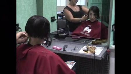 Valentana's BOB haircut