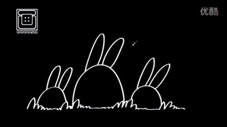 十万张简笔画教程-双星伴月-【No.52】
