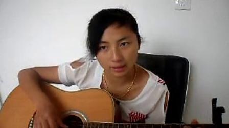 美女吉他弹唱传奇