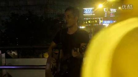 真的爱你 BEYOND 街头歌手小海南 亚洲巡演杭州站