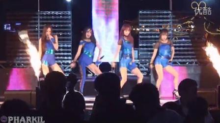 140829 (Four Ladies 4L)  Move _饭拍_朴灿熙Chany艺瑟 Ye Seul郑贞花J-na柳子英Jayoung