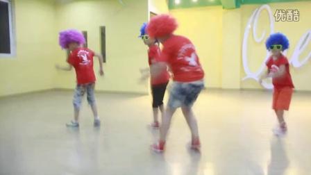 常州街舞小苹果肖帮舞蹈少儿街舞练习