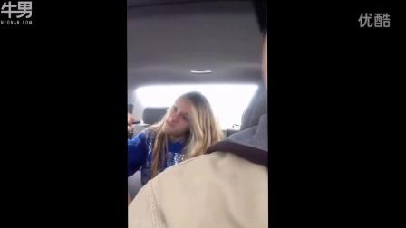 父亲偷偷录下女儿疯狂自拍全过程
