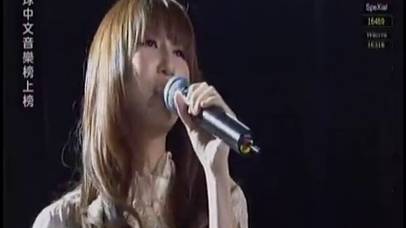20140830 潘嘉麗 Kelly【小丑】TVBS 全球中文音樂榜上榜