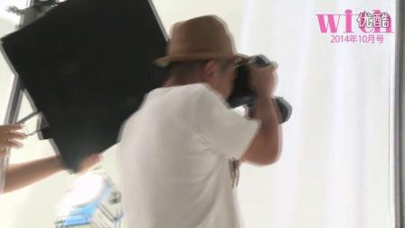 东方神起 撮影&インタビューメイキング(with2014年10月号)