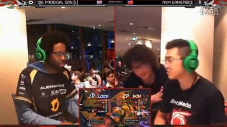 Shadowloo Showdown V USF4 TOP 8 总决赛 Ryan Hart vs Gamerbee