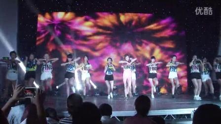 嘻哈帮街舞濮阳店2014暑假班成果展《SUMMER》王洁