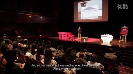 Danny in TEDx