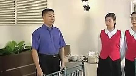 餐厅服务员基础培训(一)中餐宴会摆台的准备