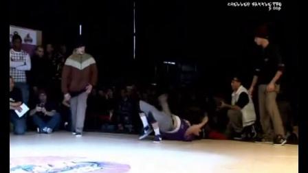 【粉红豹】CHELLES BATTLE PRO 2008_MOMENTUM VS RIVERS_BREAKING
