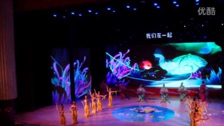 于都县长征源 星海艺术培训虞美人古筝 舞蹈