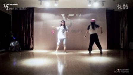 武汉唯舞舞蹈  JAZZ爵士舞 《 HELLO HELLO》学员展示